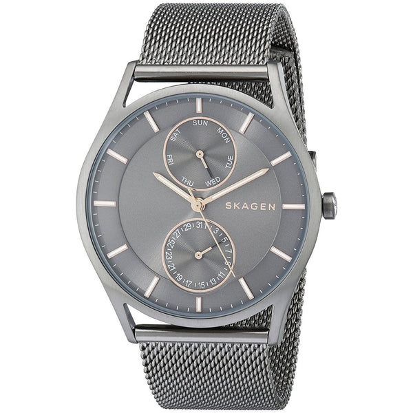 Skagen Men's SKW6180 'Holst' Chronograph Grey Stainless Steel Watch