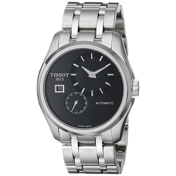 Tissot Men's T0354281105100 'Couturier' Automatic Stainless Steel Watch