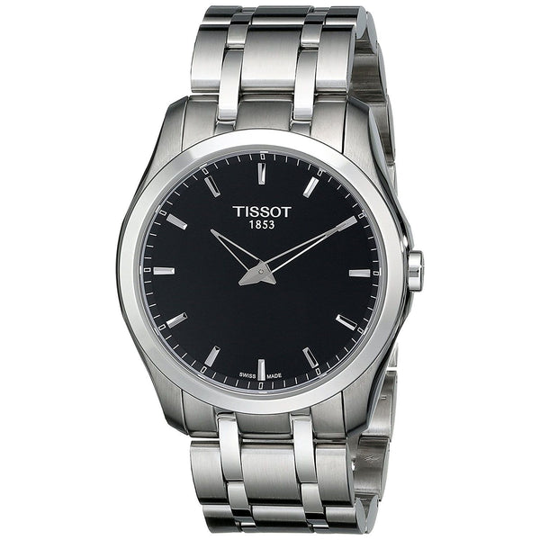 Tissot Men's T0354461105100 'Couturier' Stainless Steel Watch