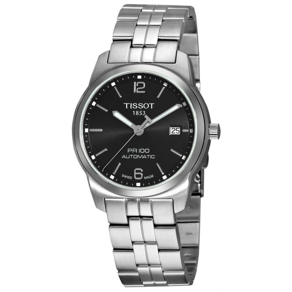 Tissot Women's T0493071105700 'PR 100' Stainless Steel Watch
