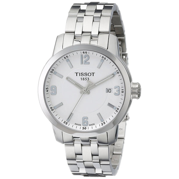 Tissot Men's T0554101101700 'PRC 200' Stainless Steel Watch