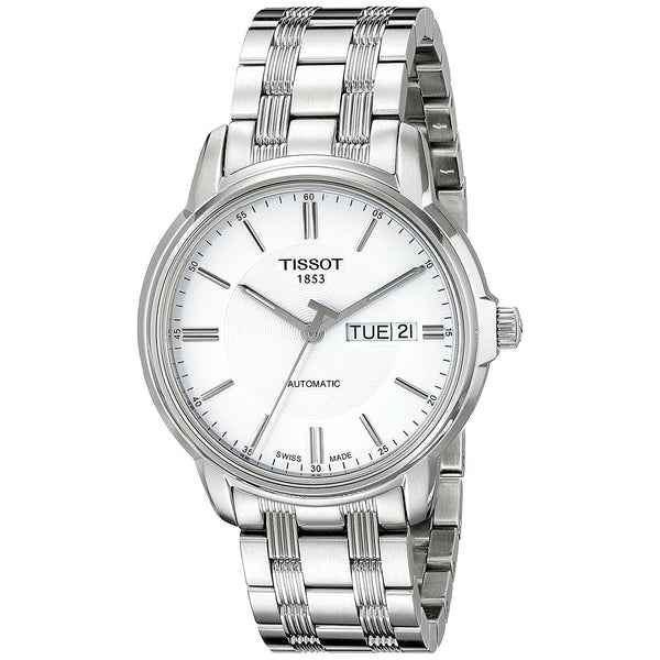 Tissot Men's T0654301103100 'III' Automatic Stainless Steel Watch