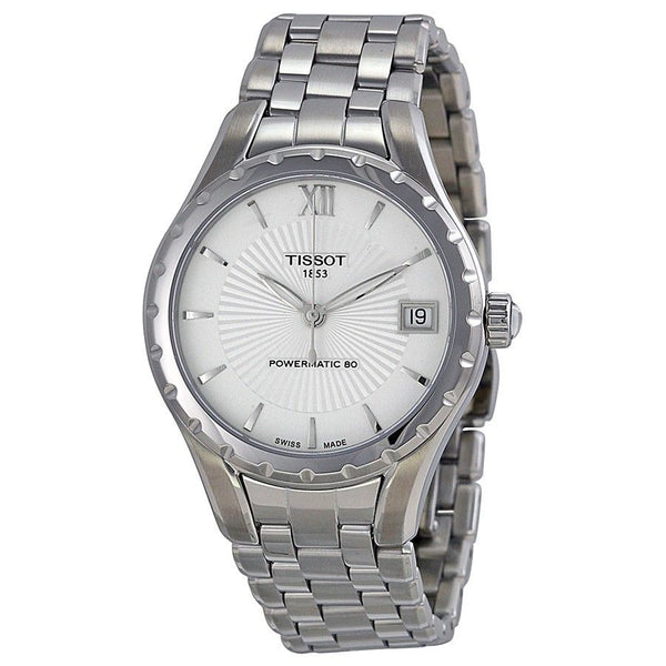 Tissot Women's T0722071103800 'T-Lady Powermatic' Automatic Stainless Steel Watch