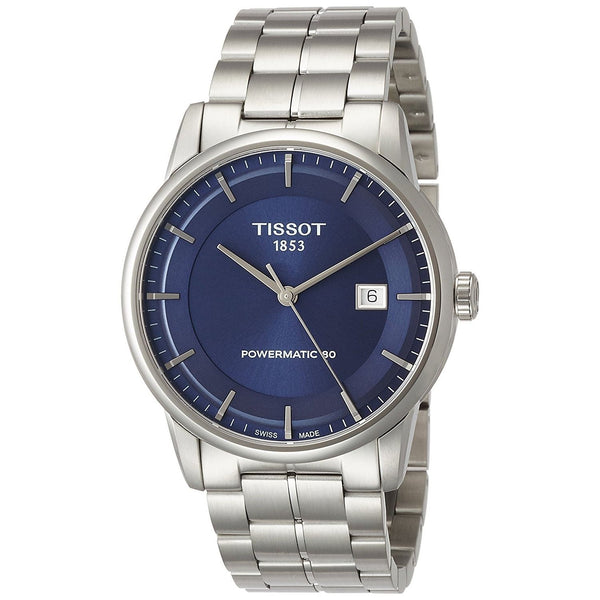 Tissot Men's T0864071104100 'Powermatic 80' Automatic Stainless Steel Watch