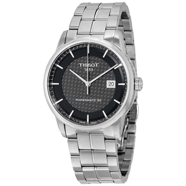 Tissot Men's T0864071120102 'Powermatic 80' Automatic Stainless Steel Watch