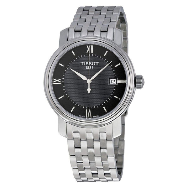 Tissot Men's T0974101105800 'Bridgeport' Stainless Steel Watch