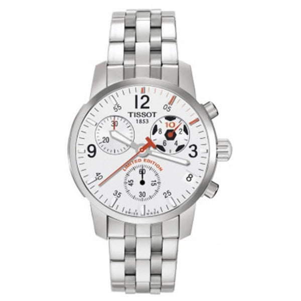 Tissot Men's T17188632 'PRC 200' Limited Edition Chronograph Stainless Steel Watch