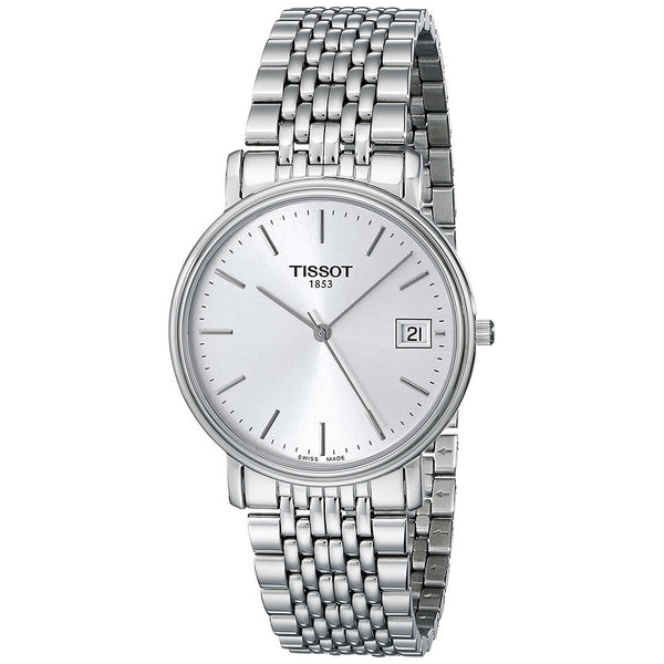 Tissot Men's T52148131 'T-Classic Desire' Stainless Steel Watch
