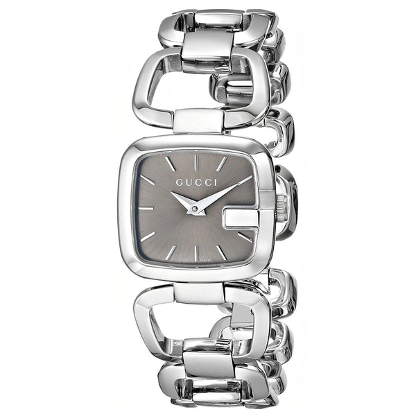 Gucci Women's YA125507 '125 Series' Stainless Steel Watch
