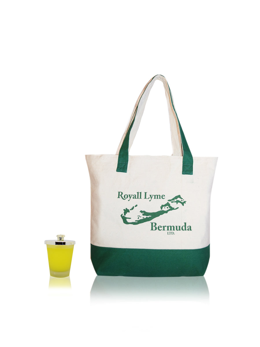 Gift Bundle - Candle and tote