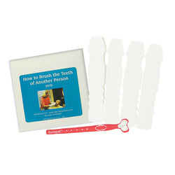 Oral Care Kits (DVD, 4 mouth rests & toothbrush)