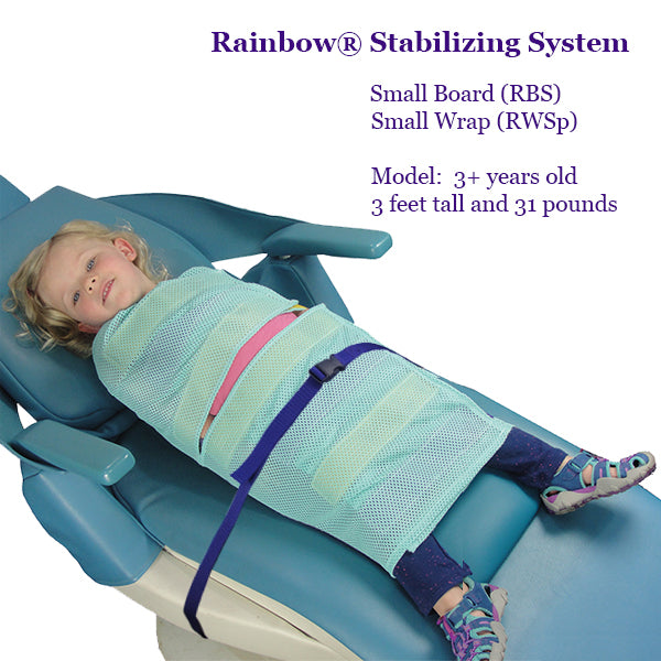 Rainbow 174 Stabilizing Wrap For Dentistry Specialized Care