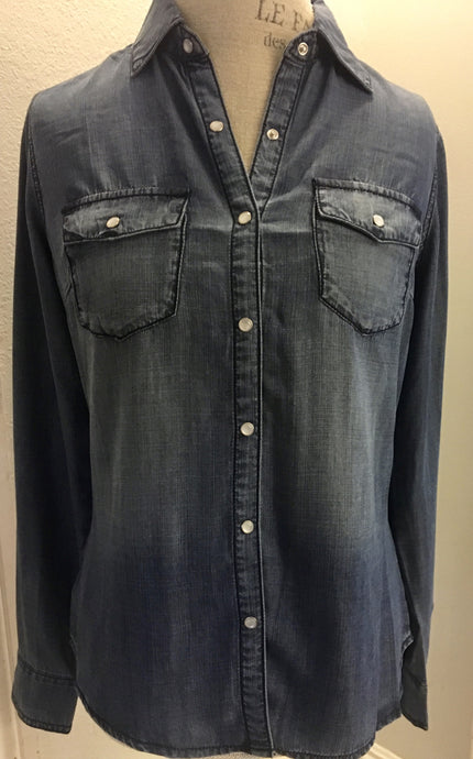 Jean - Long Sleeve Shirt