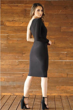 Selene Dress - Black