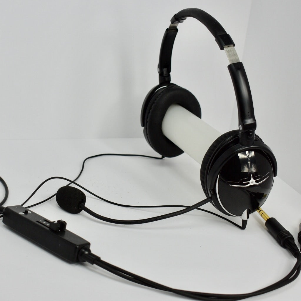 Pilot headsets designed and built by Aviators at unmatched prices
