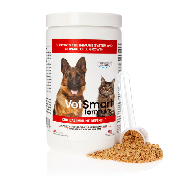Critical Immune Defense for Dogs and Cats - FREE, Bottle x1