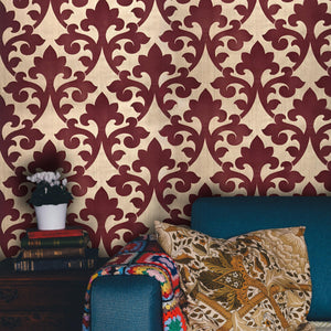 What is Velvet Wallpaper?
