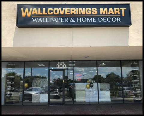 Orlando Wallpaper Wallcoverings Store