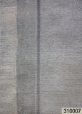 310007 Portofino Gray Rustic Striped textured stripes Wallpaper