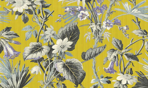 34640 Insolence Grow Wallpaper - wallcoveringsmart