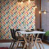 CE3991 The Right Angle Unpasted Wallpaper - wallcoveringsmart