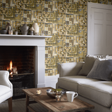 37048-3 Deconpage Wallpaper - wallcoveringsmart