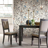 AF2025 Papillon Sure Strip Wallpaper - wallcoveringsmart