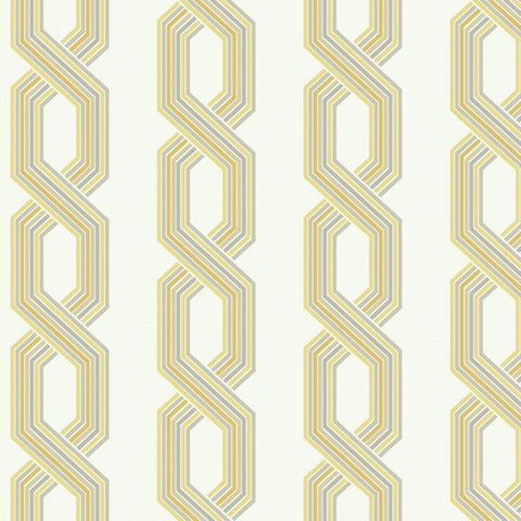 GE3612 Retro Links Unpasted Wallpaper - wallcoveringsmart