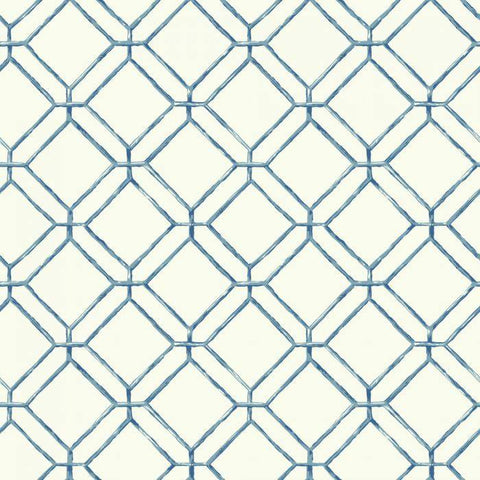AT7043 Diamond Bamboo Sure Strip Wallpaper - wallcoveringsmart