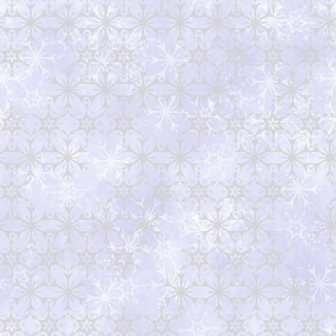 DI0961 York Disney Frozen 2 Snowflake Unpasted Purple Wallpaper