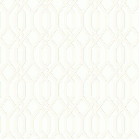 SW7500 Garden Pergola Sure Strip Wallpaper - wallcoveringsmart