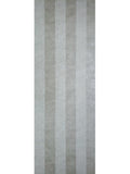75907 Wallpaper taupe metallic gray stripes rusted Striped Textured faux plaster