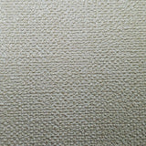 76028 Textured Ivory Cream plain faux textile Wallpaper