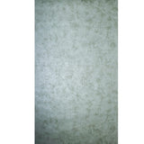 76037 Plain Concrete Textured Mint Metallic Wallpaper