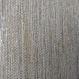 75814 Taupe Brown Grey Faux Grasscloth textured Wallpaper