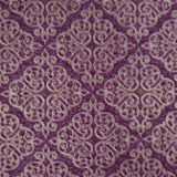 8075-06 Maroon Burgundy Gold Damask Maroon Textured vintage Wallpaper