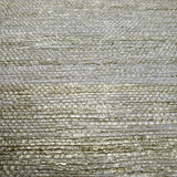 WM8801001 Wallpaper Coffee Taupe Rustic Gold Brass metallic faux grasscloth Textured