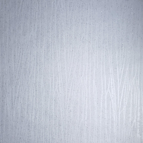 Z201 Zebra Natural Real Mica Sparkle Vermiculite White Modern Wallpaper
