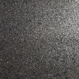 M4020 Modern Charcoal Gray Big Chip Natural Mica Stone Wallpaper Plain Textured