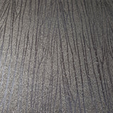 Z204 Mica chip stones Brown Modern Natural Wallpaper Vermiculite Lines