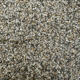 P4150 Silver Gold Big Chip Natural Real Mica Stone Wallpaper Plain Textured - wallcoveringsmart
