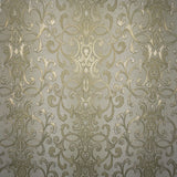 8516-04 Green Lime Victorian Wallpaper