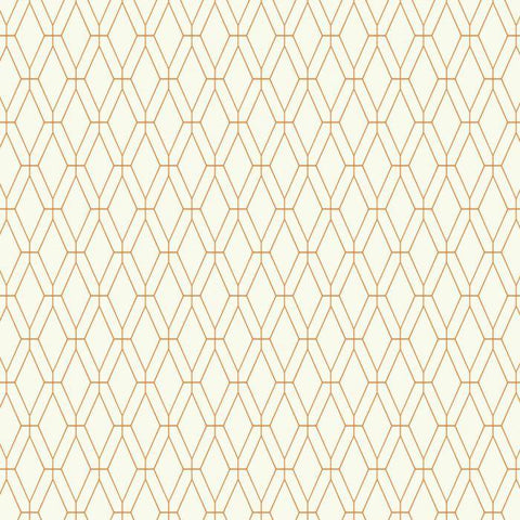 GE3651 Diamond Lattice Unpasted Wallpaper