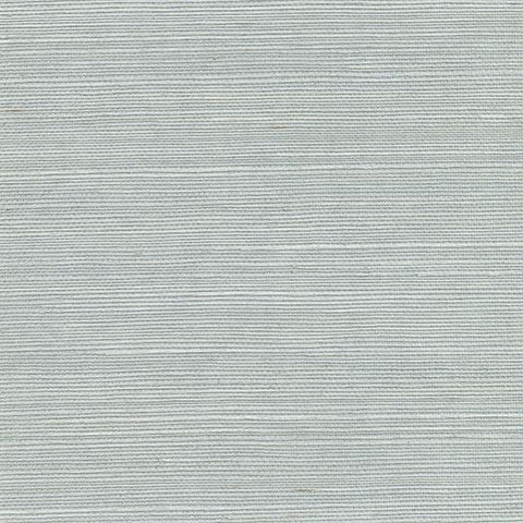 2732-80013 Kenneth James Brewster Mirador Slate blue Natural Grasscloth Wallpaper