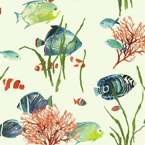 AT7001 Tropical Reef Sure Strip Wallpaper