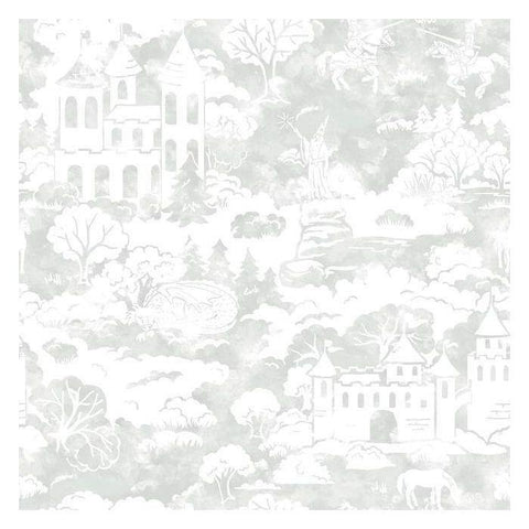 KI0560 Quiet Kingdom Prepasted SureStrip Wallpaper