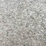 M6120 Gray Silver Natural Real Terra Mica Stone Plain Glitter effect Wallpaper