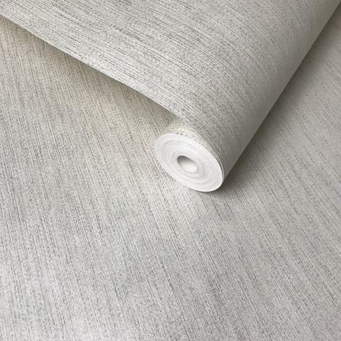 305037 Non-woven Plain Metallic Taupe Beige Grey Wallpaper - wallcoveringsmart