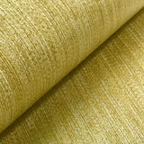 305038 Plain Metallic Gold Stria Stripe Wallpaper