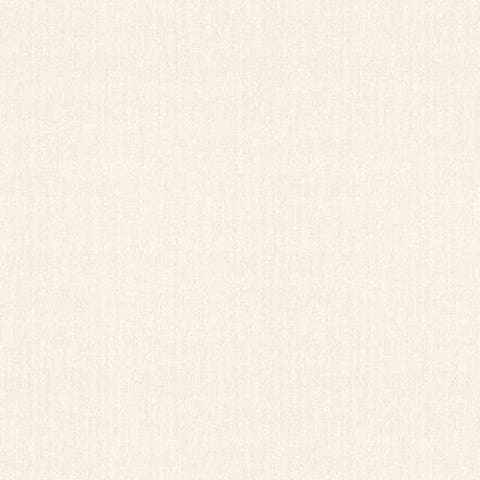 34327-1 Plain Solid Color White Silver Wallpaper